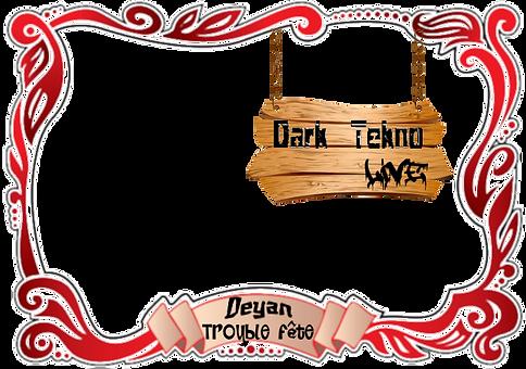 liveset hardtek dark tekno by deyan trouble fête
