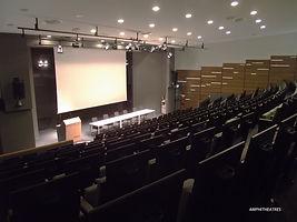 ENAC Restructuration des équipements audiovisuels Amphithéâtre