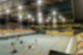 Etude des équipements audiovisuels salle de sports
