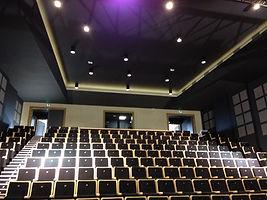 Scénographe audiovisuel salle de spectacles Villeneuve de Marsan