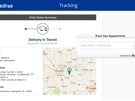 Last-mile Platform DispatchTrack lands $144M in First Funding