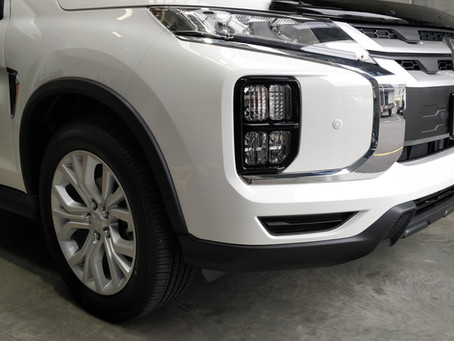 Mitsubishi ASX Owners - Parking Sensor Installation