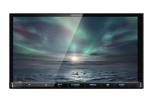 """Kenwood Digital Media Receiver with 7.0"""" WVGA Display"""