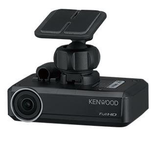 Kenwood Dash Camera with Simplified ADAS Solution