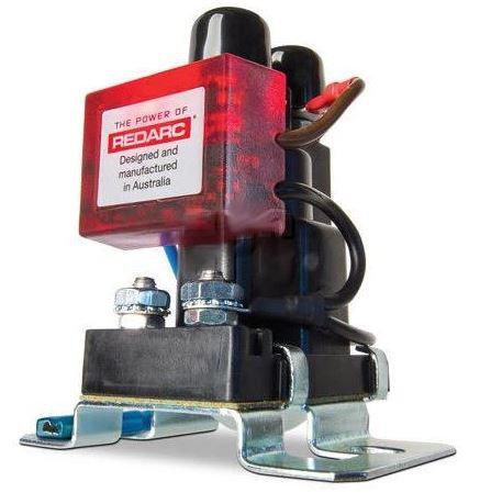 Redarc Smart Start Dual Battery Isolator SBI 12V 100A