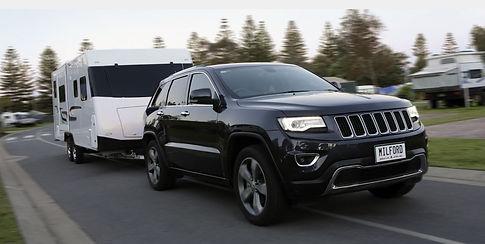 Jeep Towing Caravan.JPG