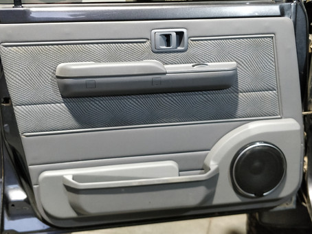 Toyota Landcruiser LC76 Wagon - Cruiser Consoles and Car Audio Installation