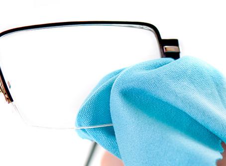 Comment prendre soin de vos lunettes de vue ?