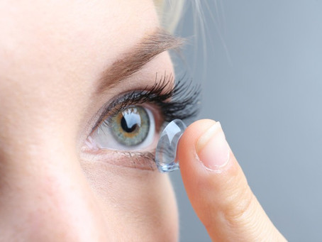 Quelques conseils pour les nouveaux porteurs de lentilles de vue