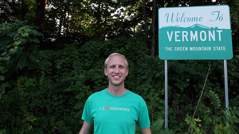 Vermont, 251 Club, One Town at a Time, Mike Leonard, Lovermont, Welcome to Vermont
