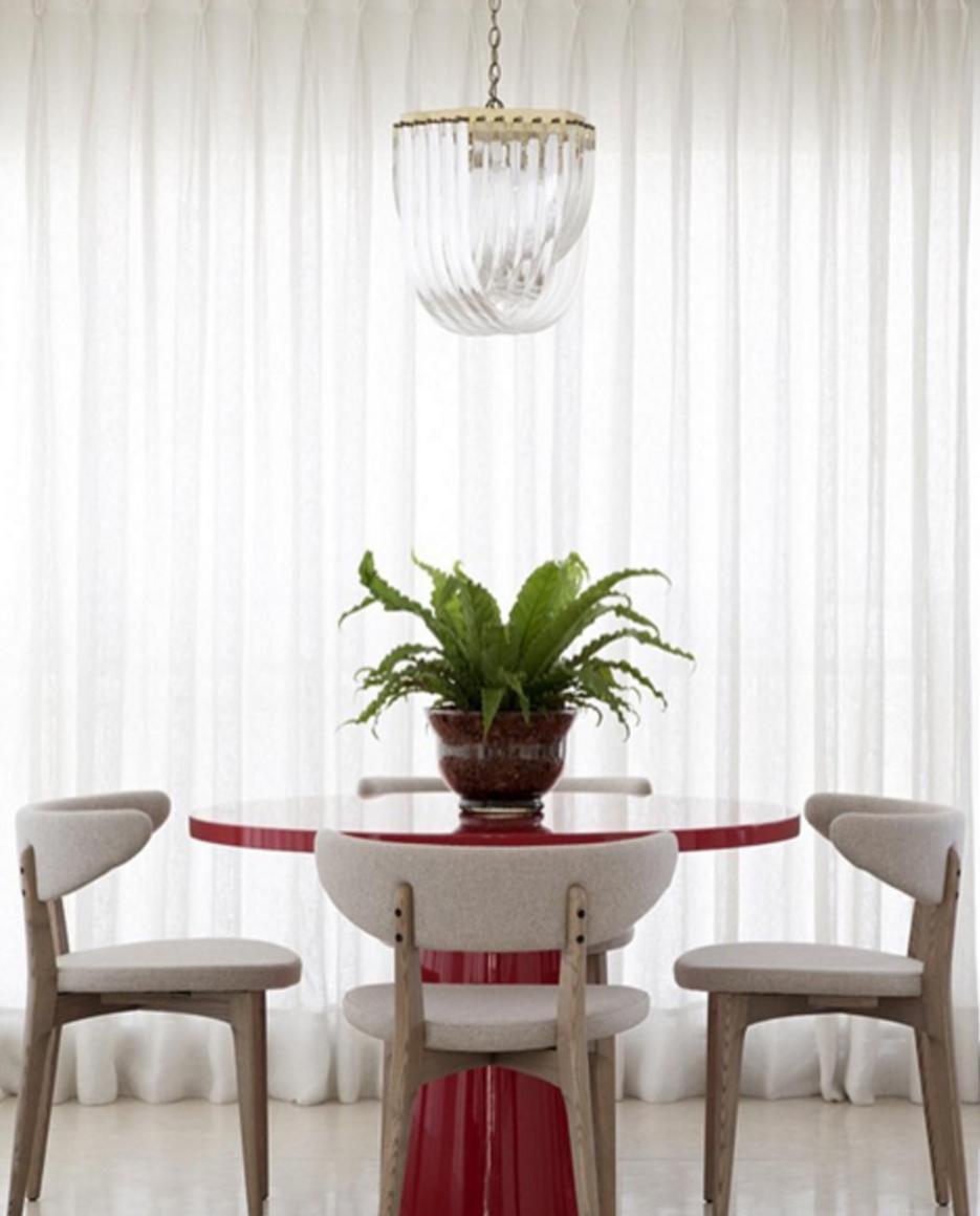 cortina, tecido, tradicional, sala