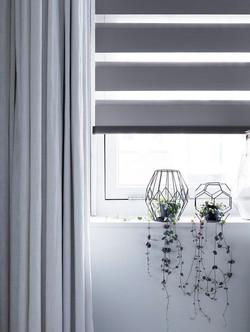 cortina Twin / Hunter Douglas