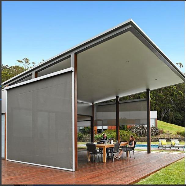 proteçao solar, vertical, externa