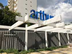 fachada Arthur decor