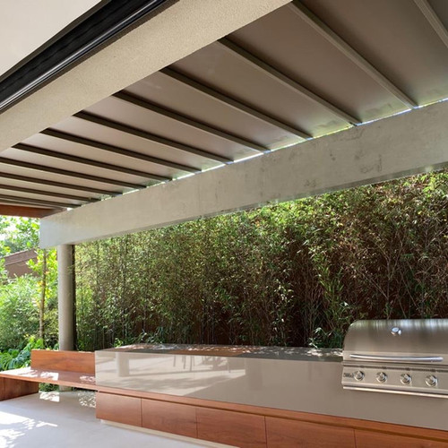 cobertura pergola retratil, arthurdecor