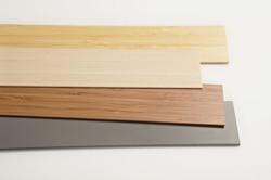 cores, persiana de madeira