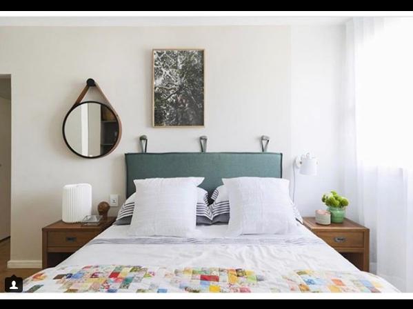 quarto, cortina, tecido, branca,