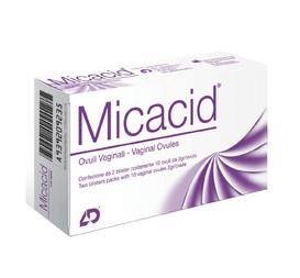 Micacid Ovuli Vaginali
