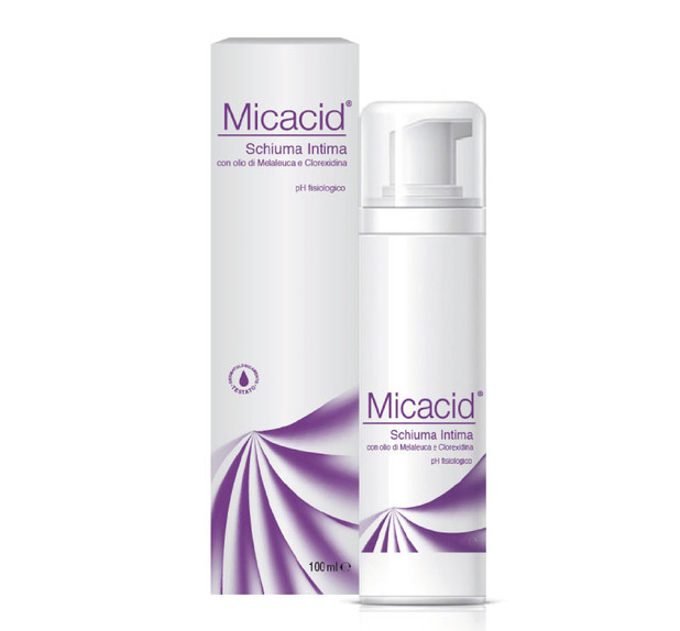 Micacid Intimate Foam