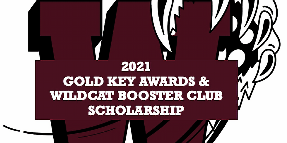 Gold Key & Wildcat Booster Club Scholarship Dinner