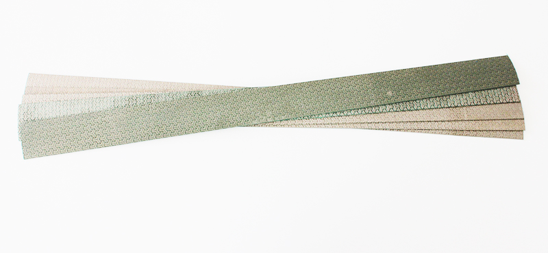 Flexible CBN Abrasive Sheet