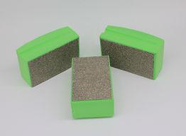 Flexible Diamond Abrasive Polishing Hand