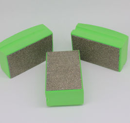 Flexible Diamond Abrasive Polishing Hand Pad