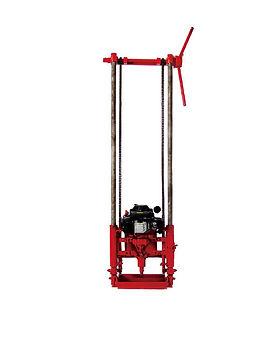 hs-1B gasoline engine borehole drilling