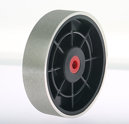 """6"""" Diamond Plastic Hub Hard Grinding Wheel"""