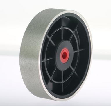"""8"""" Diamond Plastic Hub Hard Grinding Wheel"""