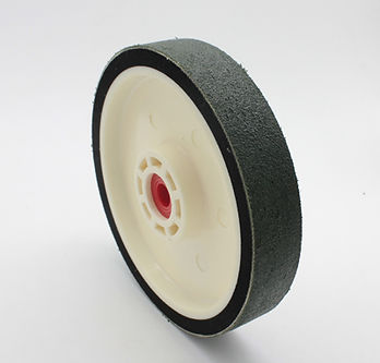 6inch and 8inch 60Grit Diamond Flexible Resin Soft Grinding Wheels