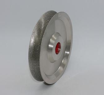 "8"" Diamond Concave Profile EngravingWheel"