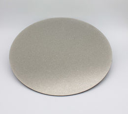"""8"""" Diamond Full Face Faceting Flat Plate Laps and Disc"""