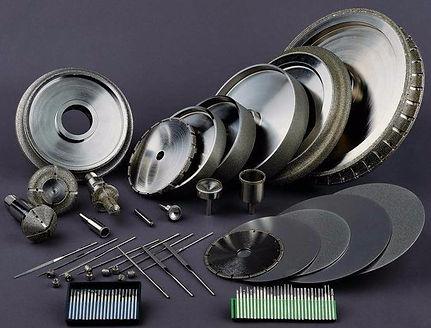 Electroplated Diamond Abrasives Tools