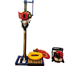 SZ-2T Backpack Drill Rig