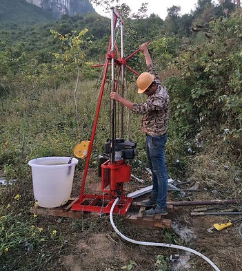 HS-2BS Exploration Sampling Drilling Rig