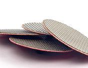 Flexible Diamond QRS Disc