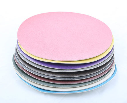 6inch Diamond Flexible Resin Smoothing Polishing Pad
