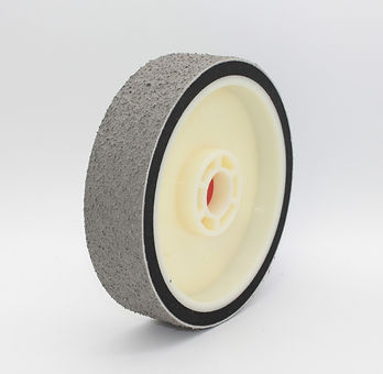 6inch and 8inch 1200Grit Diamond Flexible REZ Resin Soft Grinding Wheels