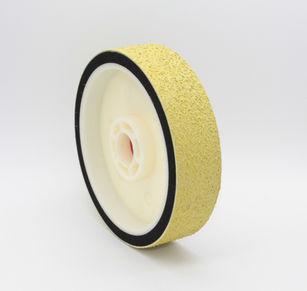 "6""x1.5"" 3000Grit Diamond Flexible Resin REZ Soft Grinding Wheels"