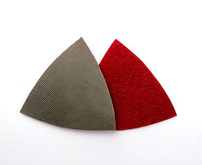 Triangular Diamond Polishing Pads