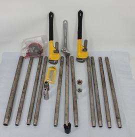 Portable Rock Core Drilling