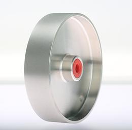 "6"" Metal Hub Diamond Flat Grinding Wheels"