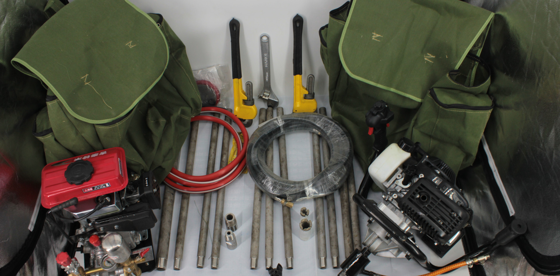 Backpack Portable Core Drill