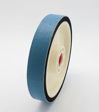 6inch and 8inch 50000Grit Diamond Flexible Resin Soft Grinding Wheels