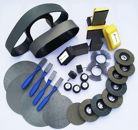 Flexible Diamond Abrasive Porducts