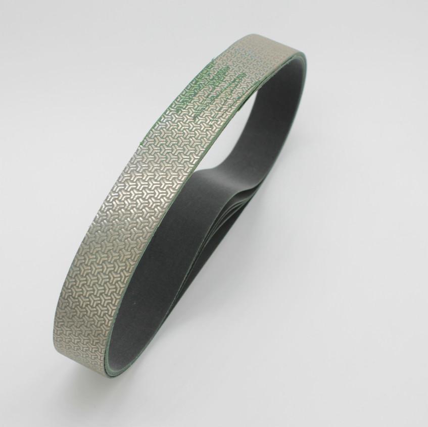 Flexible CBN Sanding Belts