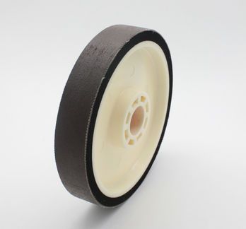 6inch and 8inch  280Grit Diamond Flexible Resin Soft Grinding Wheels