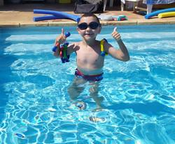 Cours de natation enfant-Sainte-Maxime-M