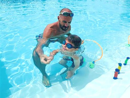 Les cours de natation pour enfants : conseils